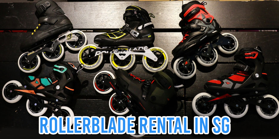Rollerblade Rental Cover Image