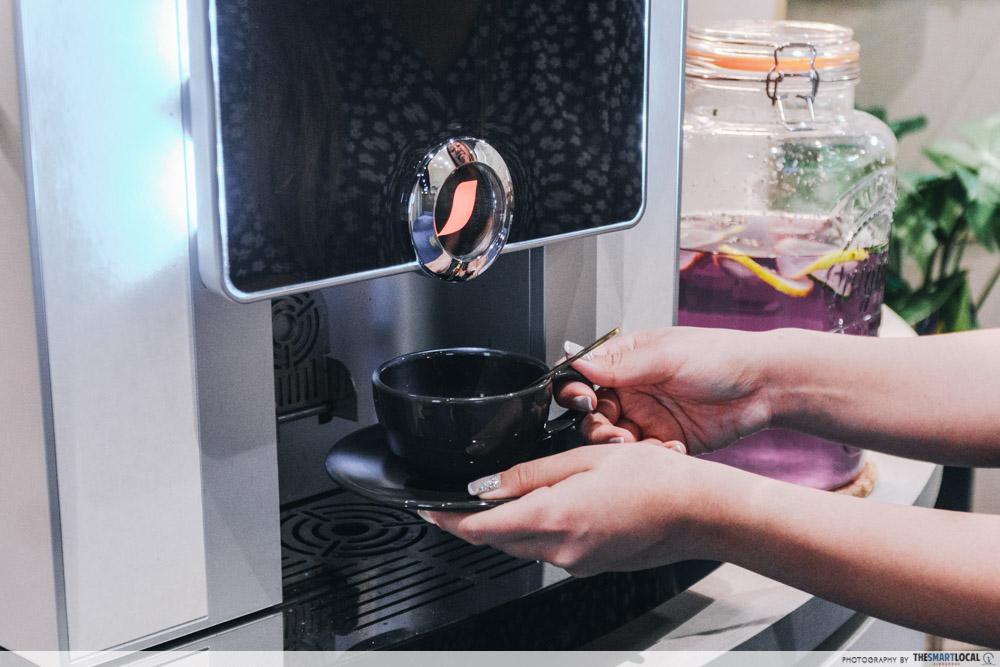 scinn medical centre coffee