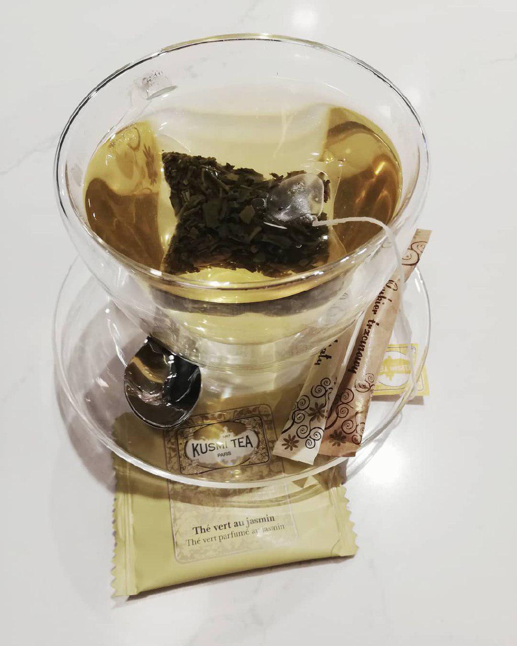 Kusmi Jasmine Tea