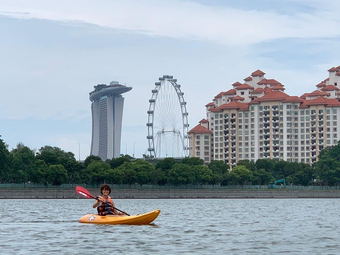 11 Water Activities In Singapore To Beat The Heat With When Swimming Gets Too Mainstream kayaking