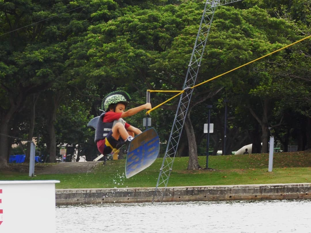 11 Water Activities In Singapore To Beat The Heat With When Swimming Gets Too Mainstream wakeboarding children