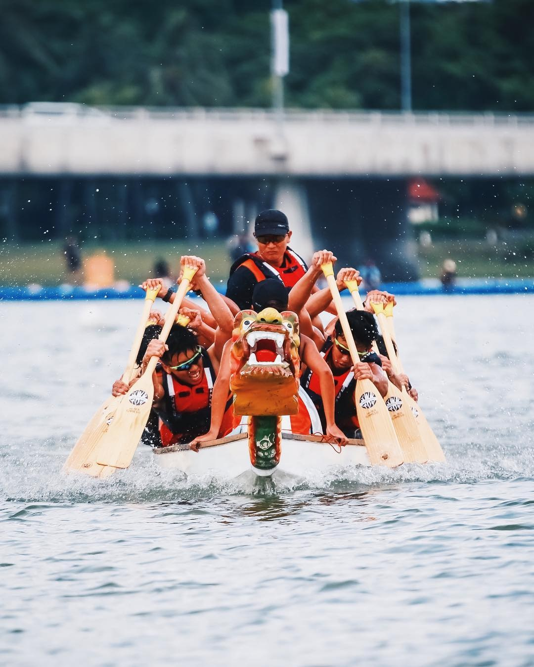 11 Water Activities In Singapore To Beat The Heat With When Swimming Gets Too Mainstream dragon boat
