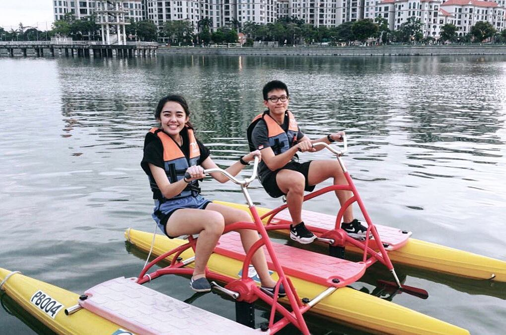 11 Water Activities In Singapore To Beat The Heat With When Swimming Gets Too Mainstream pedal bike