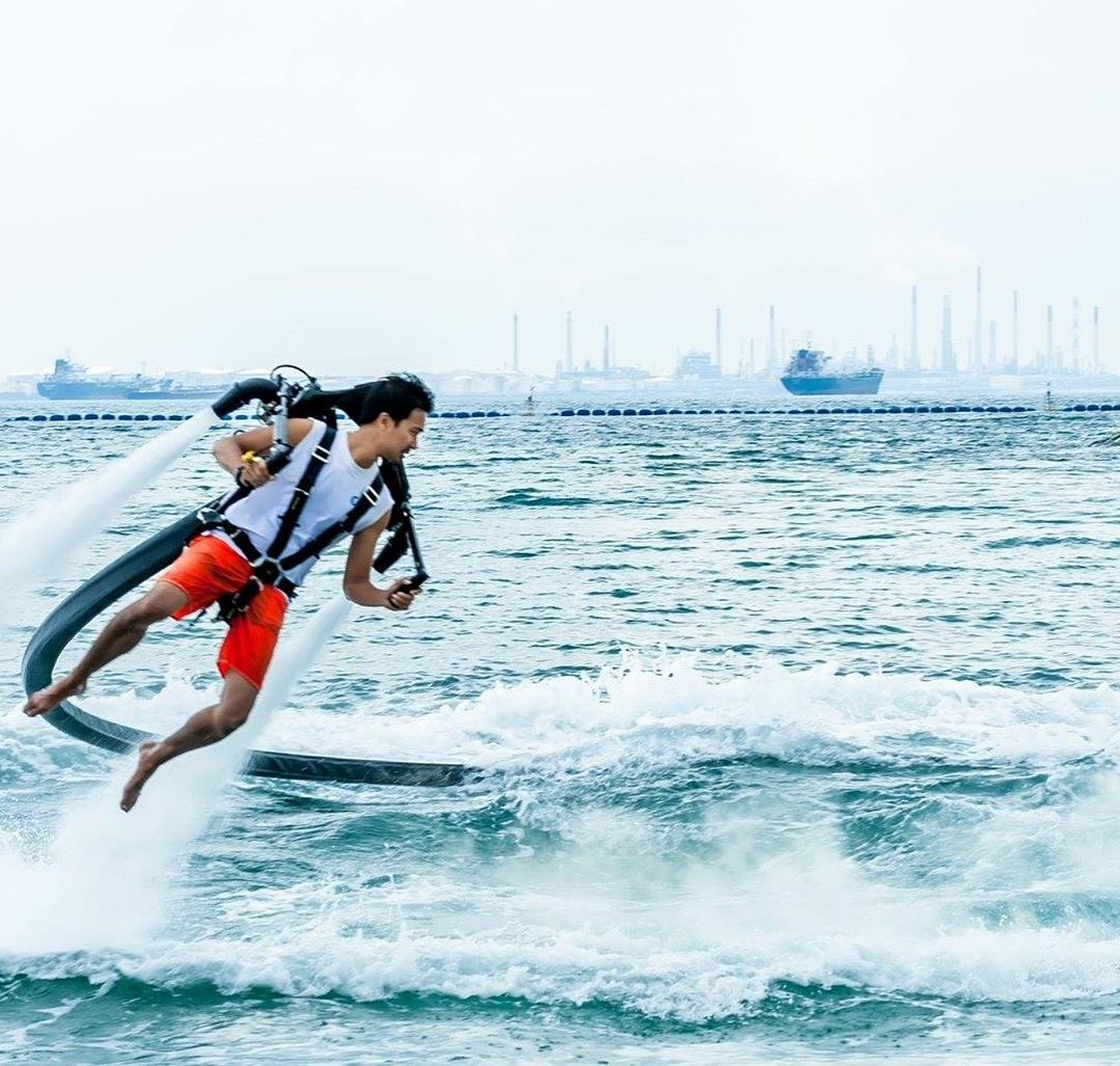 11 Water Activities In Singapore To Beat The Heat With When Swimming Gets Too Mainstream jetpacking