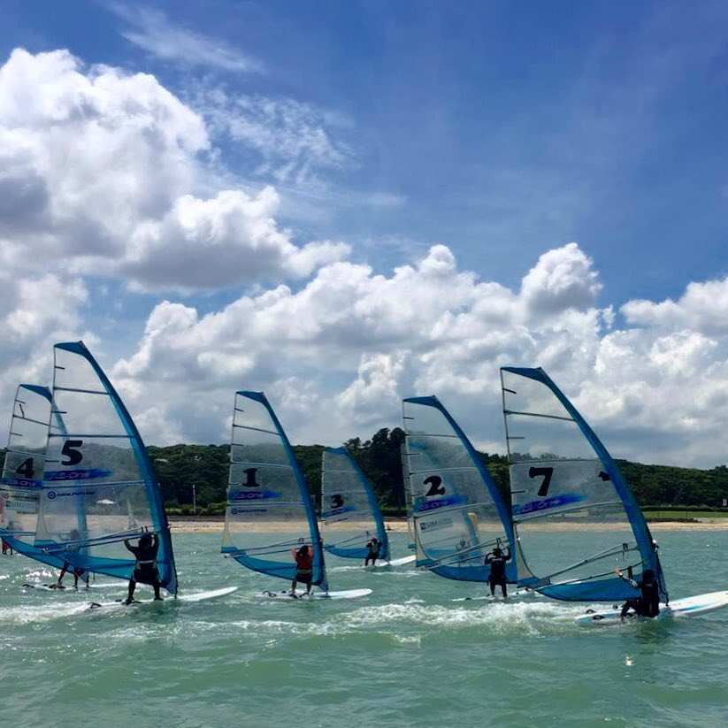 11 Water Activities In Singapore To Beat The Heat With When Swimming Gets Too Mainstream windsurfing