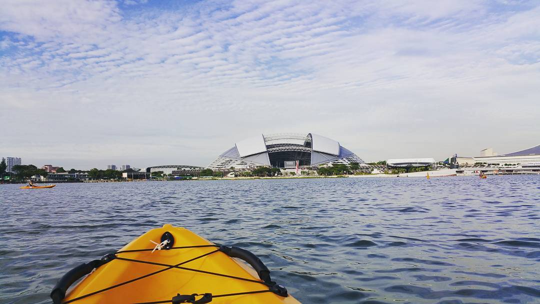 11 Water Activities In Singapore To Beat The Heat With When Swimming Gets Too Mainstream kayak