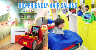 Kids' Hair Salon Cover image