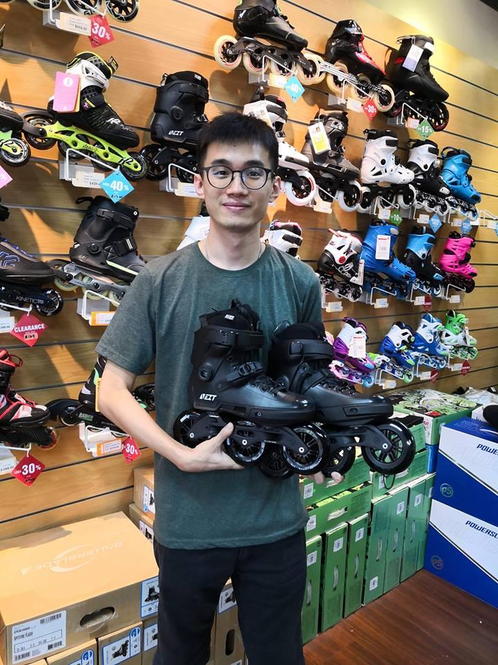 Rollerblade Rental Skateline School Singapore
