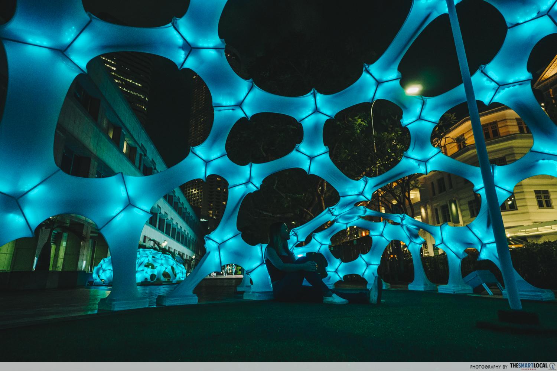 Symbiote Singapore Night festival