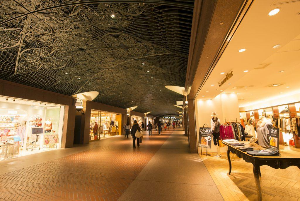 Tenjin Underground Shopping Arcade