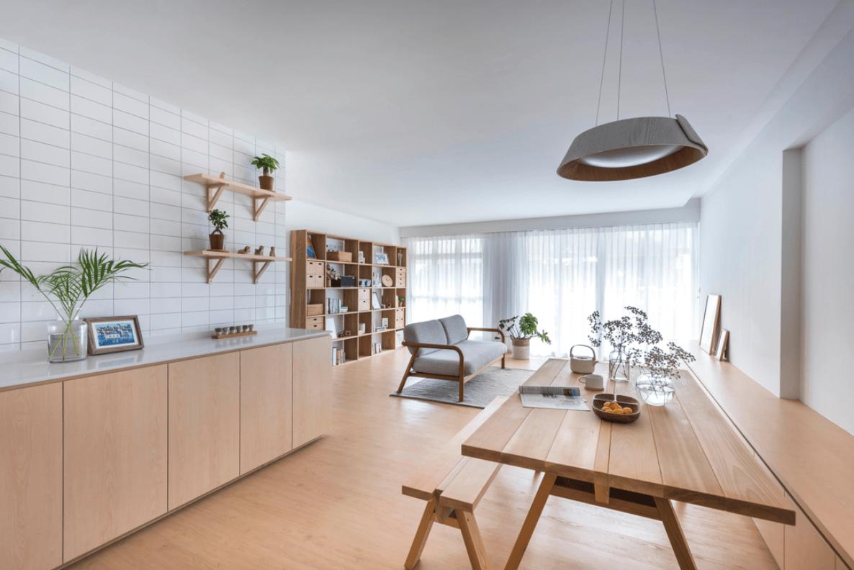 HDB Colour Scheme Pantone Interior Design Muji Minimalist