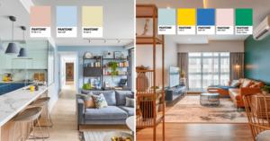 HDB Colour Scheme Pantone Interior Design Guide TheSmartLocal