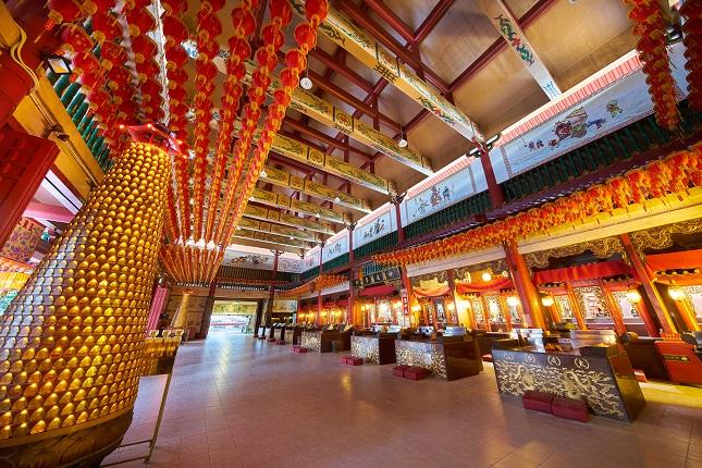 Instawalk Tampines Pre Pub Tampines Chinese Temple