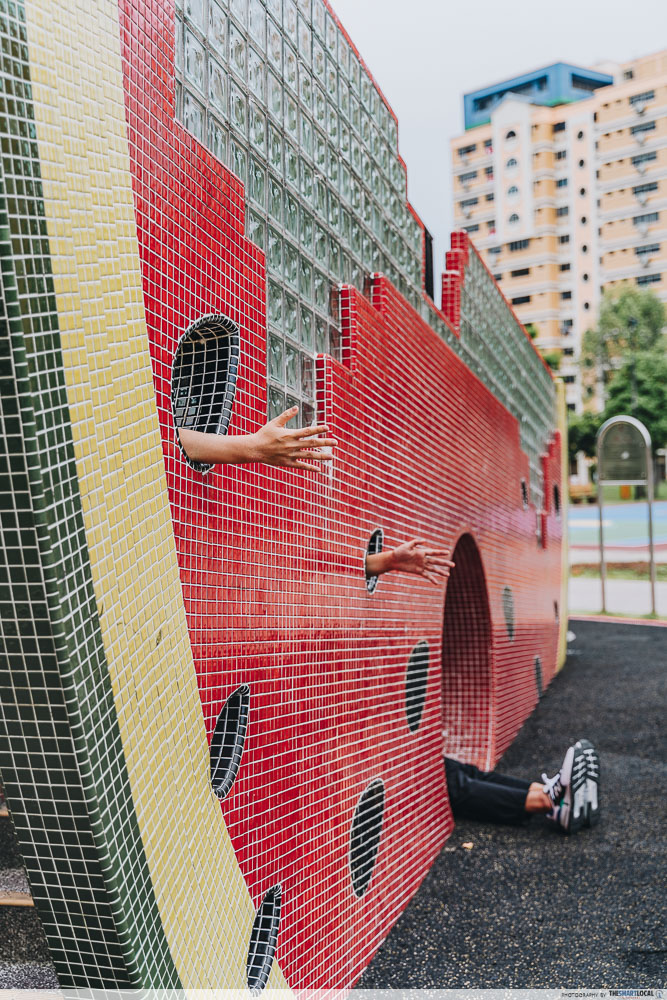 Instawalk Tampines Pre Pub Watermelon Playground