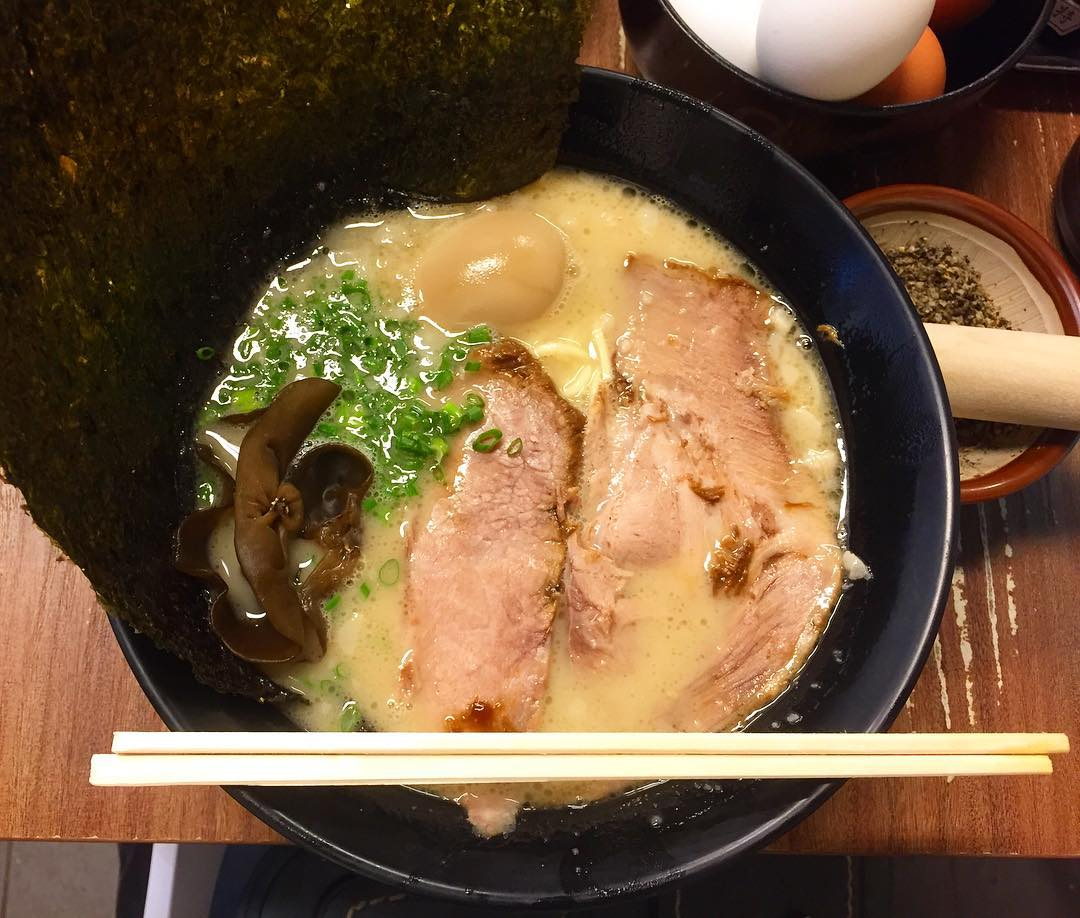 Japan Summer Festival 2019 - bowl of ramen