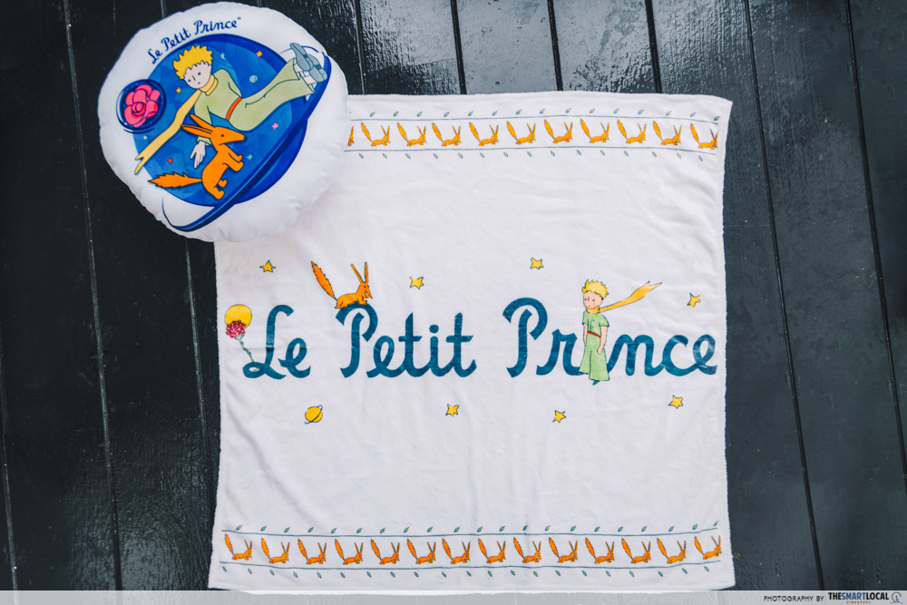 The Little Prince merch