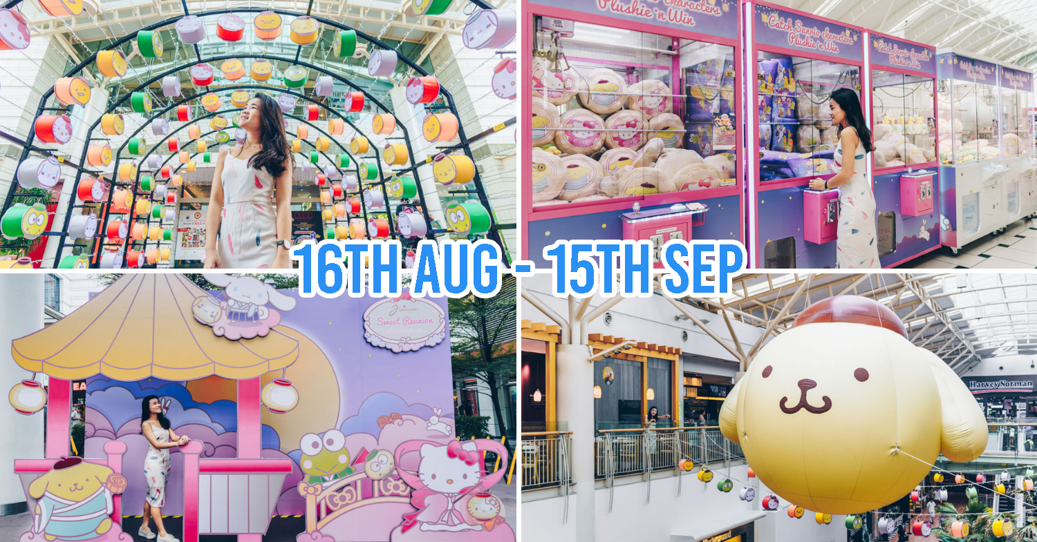 Jurong Point Sanrio Cover image
