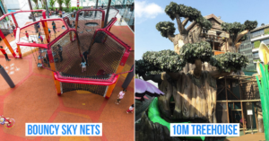 Free mall playgrounds