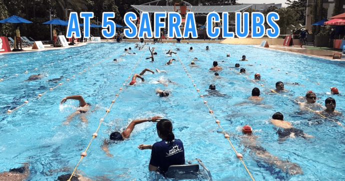 SAFRA Swim For Hope 2019 Donations Charity TheSmartLocal