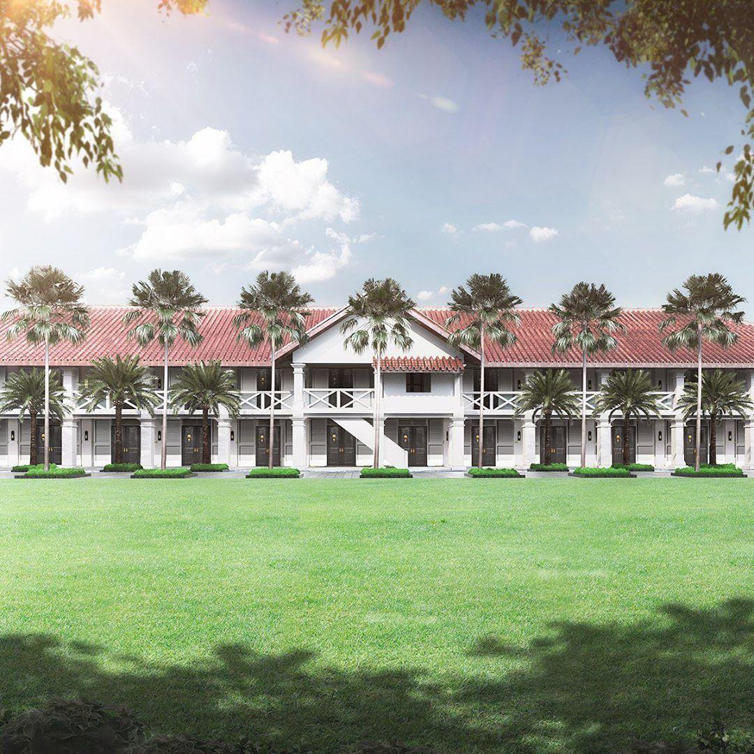 Sentosa Hotels Singapore Staycation Barracks