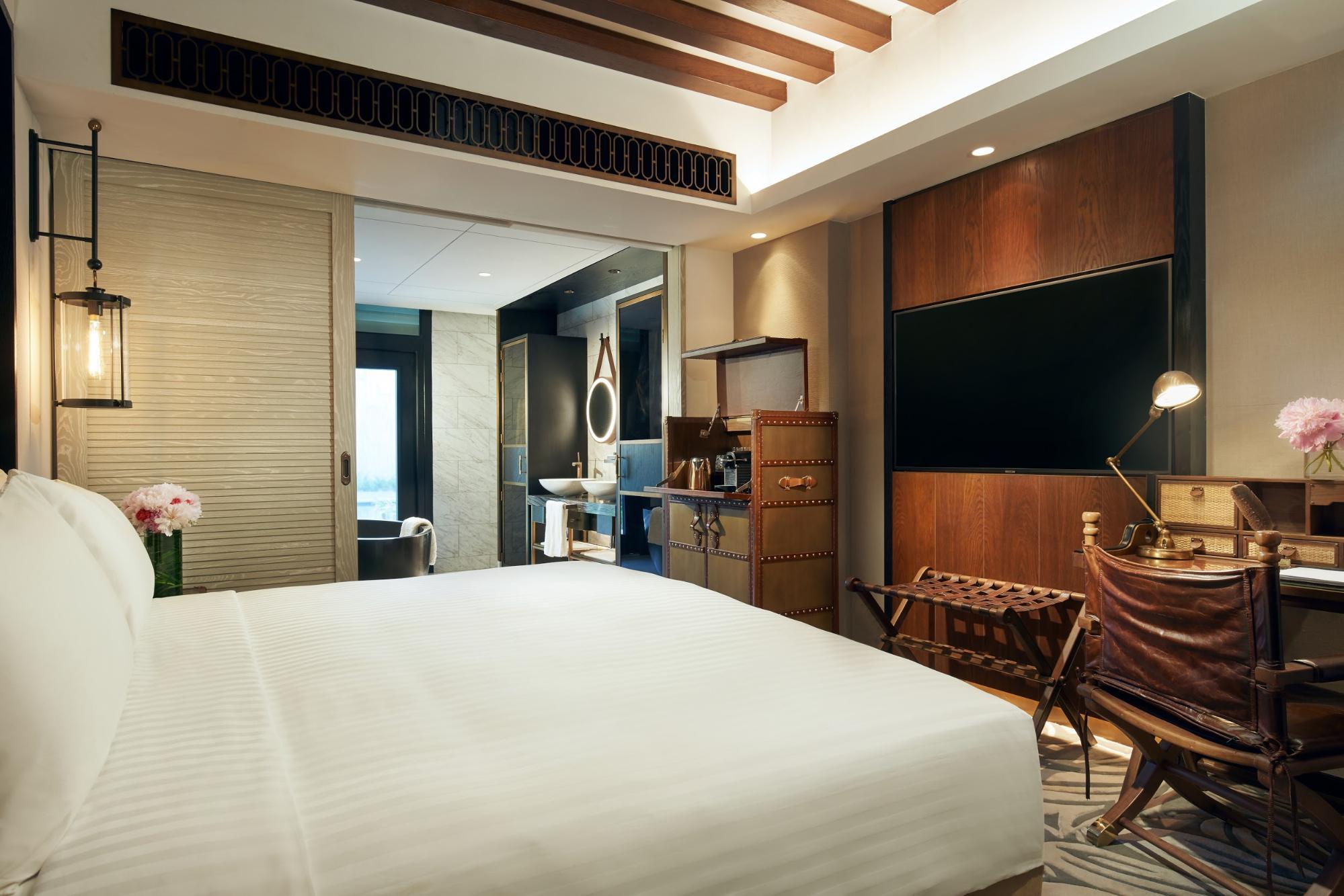 Sentosa Hotels Singapore Staycation Barracks Room