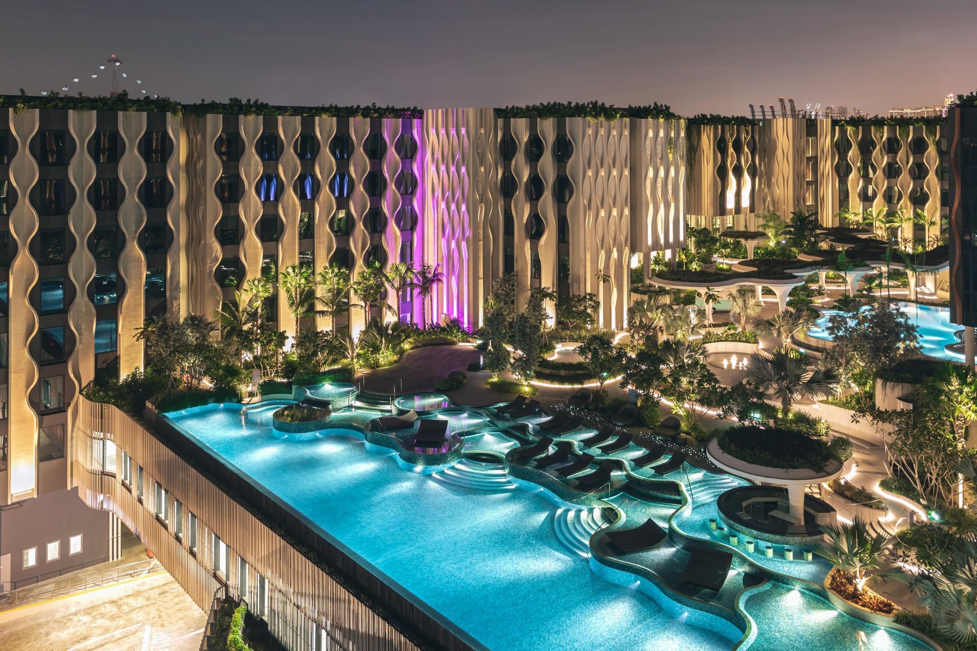 Sentosa Hotels Singapore Staycation Village