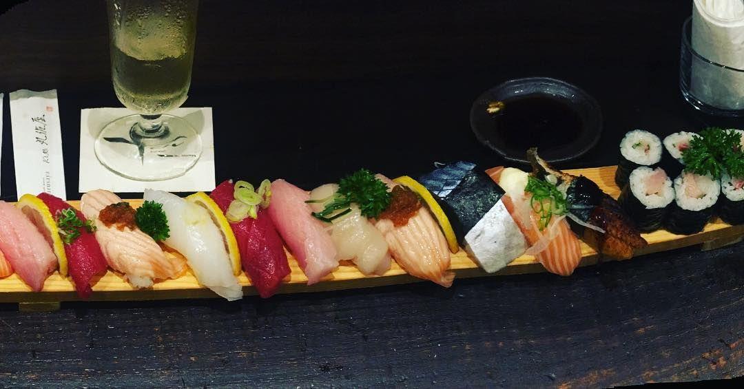50% off omakase sushi Ten Sushi Bar