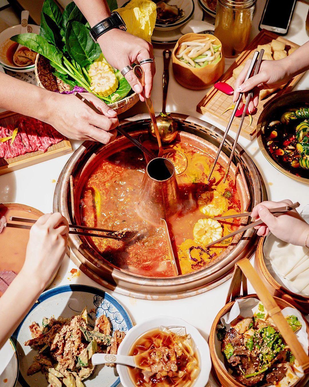 1-for-1 meat and soup Tong Xin Ru Yi