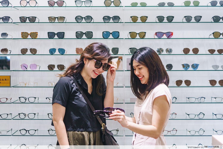 Jewel Changi - W Optics