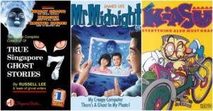 Singapore Childhood Books Mr Midnight Kiasu