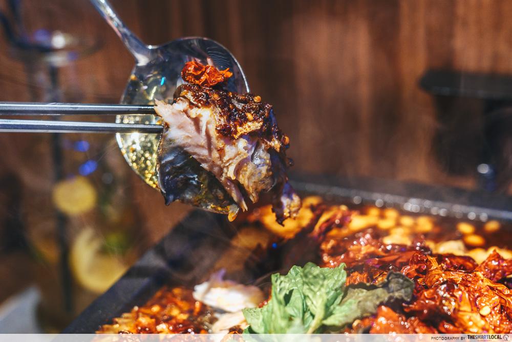 Tan Yu - Chongqing grilled fish