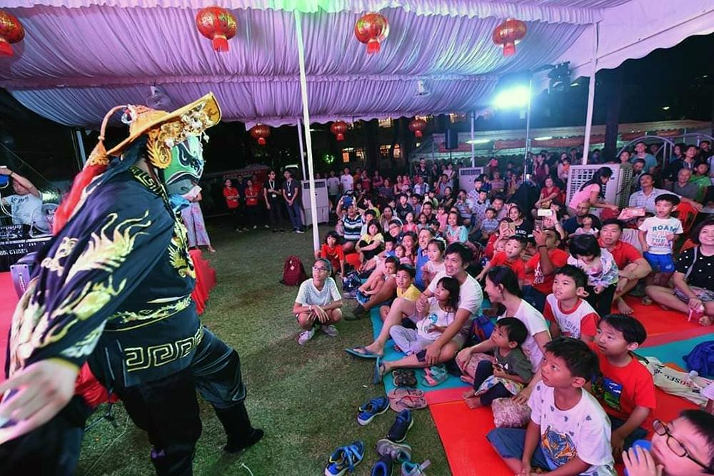 Tips Improve Chinese Kids Opera Perfomance