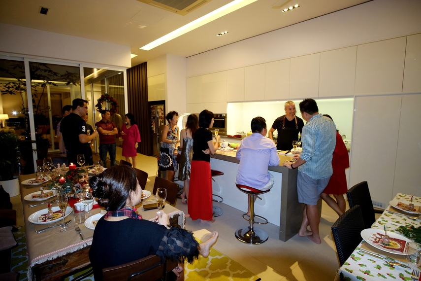 Unconventional Things To Do Singapore Private Dinner