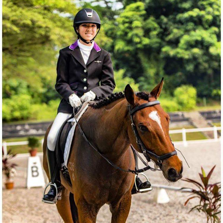 Unique CCAs Horse Riding