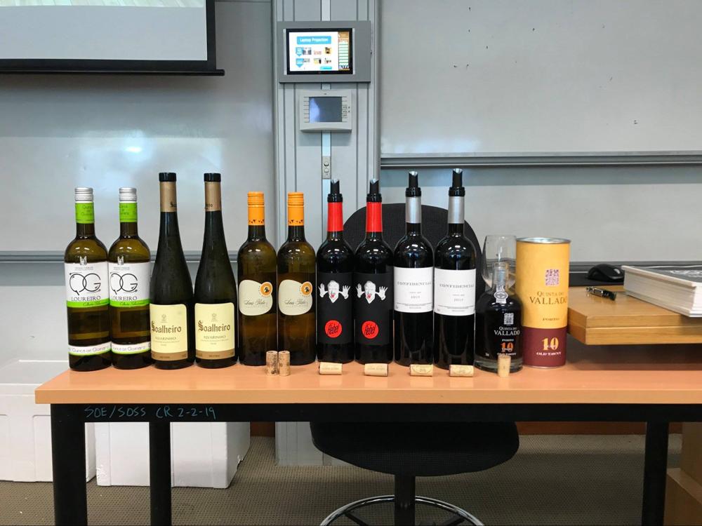 Unique CCAs Wine Appreciation Club