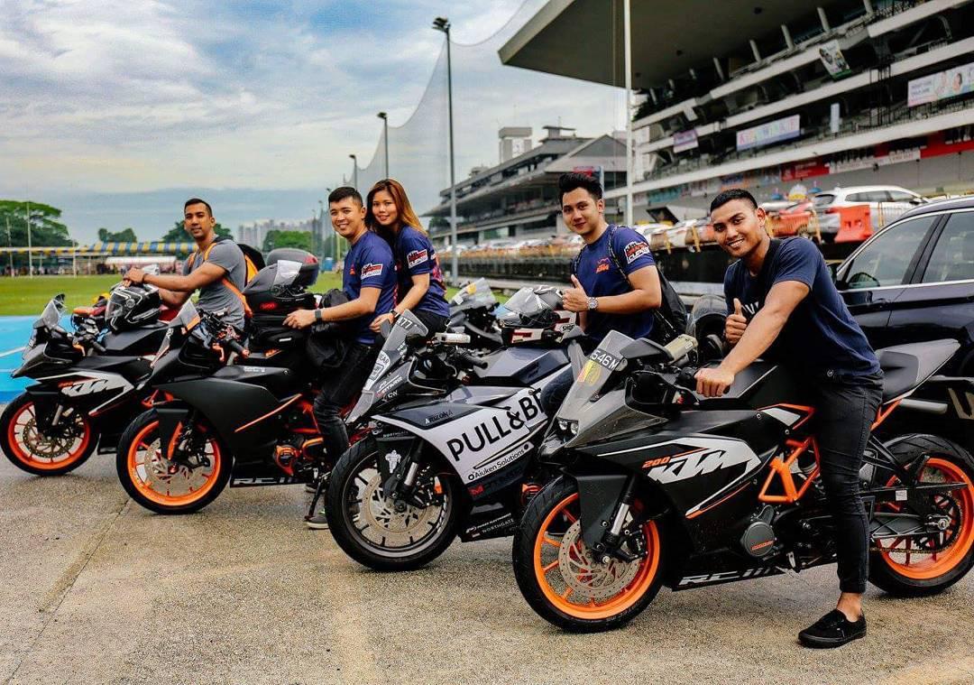 Unique CCAs NTU Riders Club
