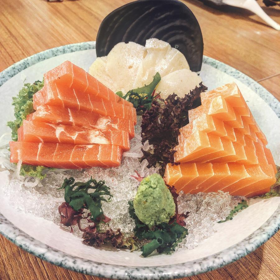 3 Kind Sashimi