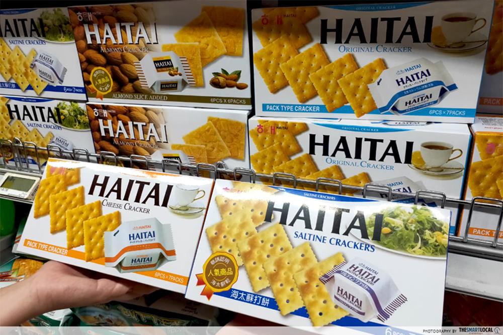 Warehouse Club HaiTai Biscuits