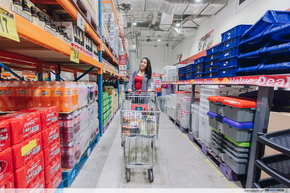 Warehouse Club National Day Open House 2019 Shopping