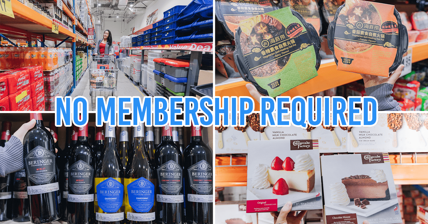 Warehouse Club National Day Open House 2019 TheSmartLocal