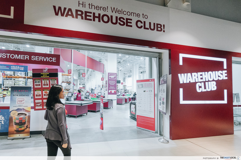 Warehouse Club FairPrice Joo Koon NTUC