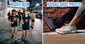 adidas the night mile pulseboost