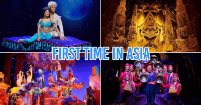 aladdin musical first time asia