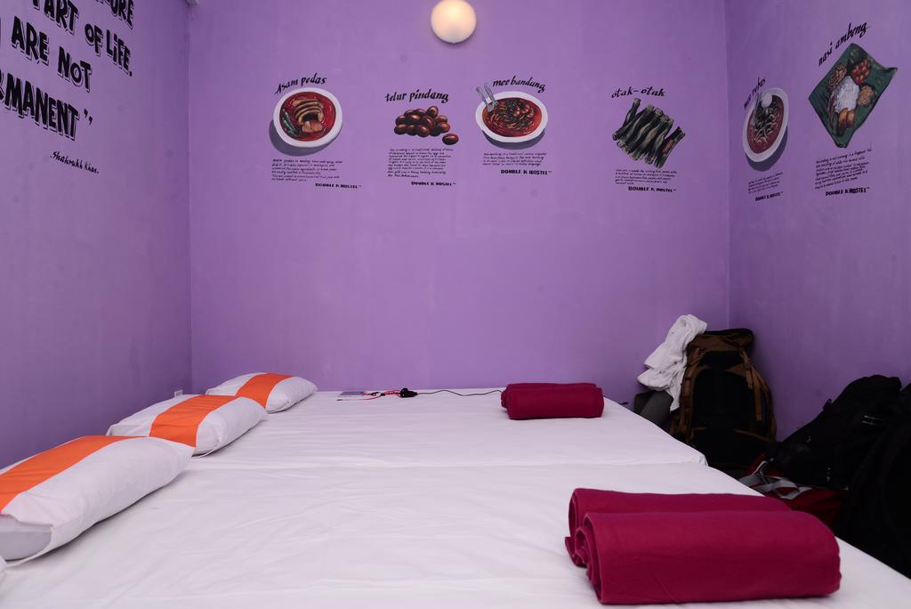 9 Cheap Hostels In JB From $7/Night For Budget Weekend Trips Across The Border double k room