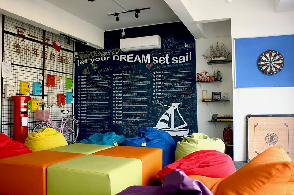 9 Cheap Hostels In JB From $7/Night For Budget Weekend Trips Across The Border roof talk theme