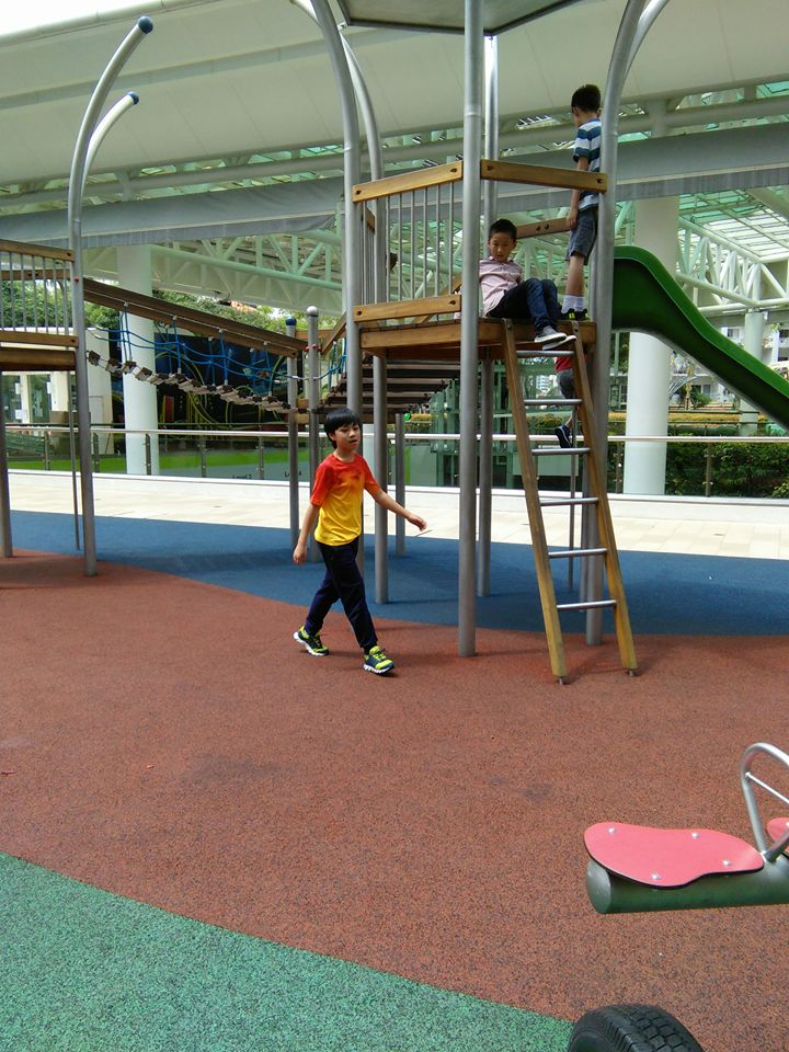 free playgrounds in mall - city square mall tower structure
