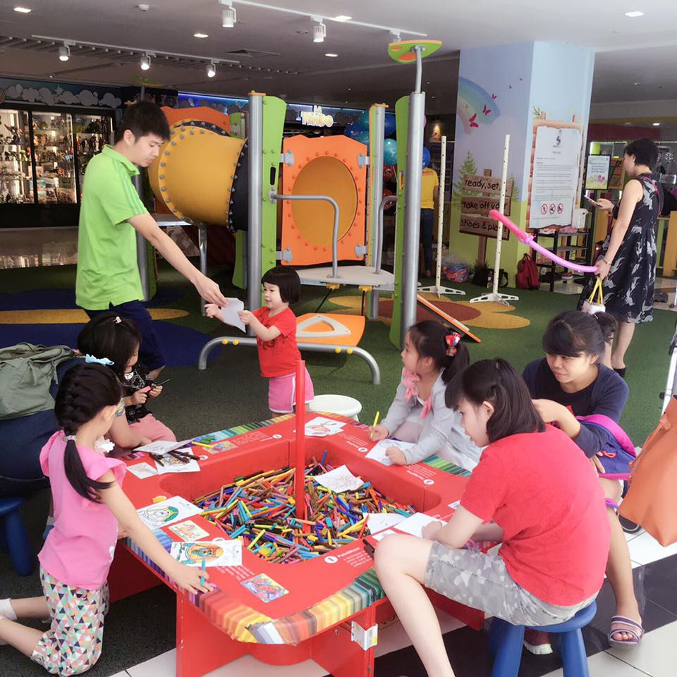 free playgrounds in mall - suntec city indoor playground