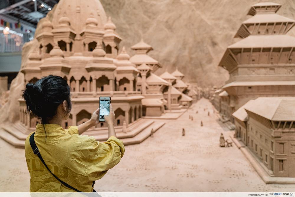 sand exhibition japan