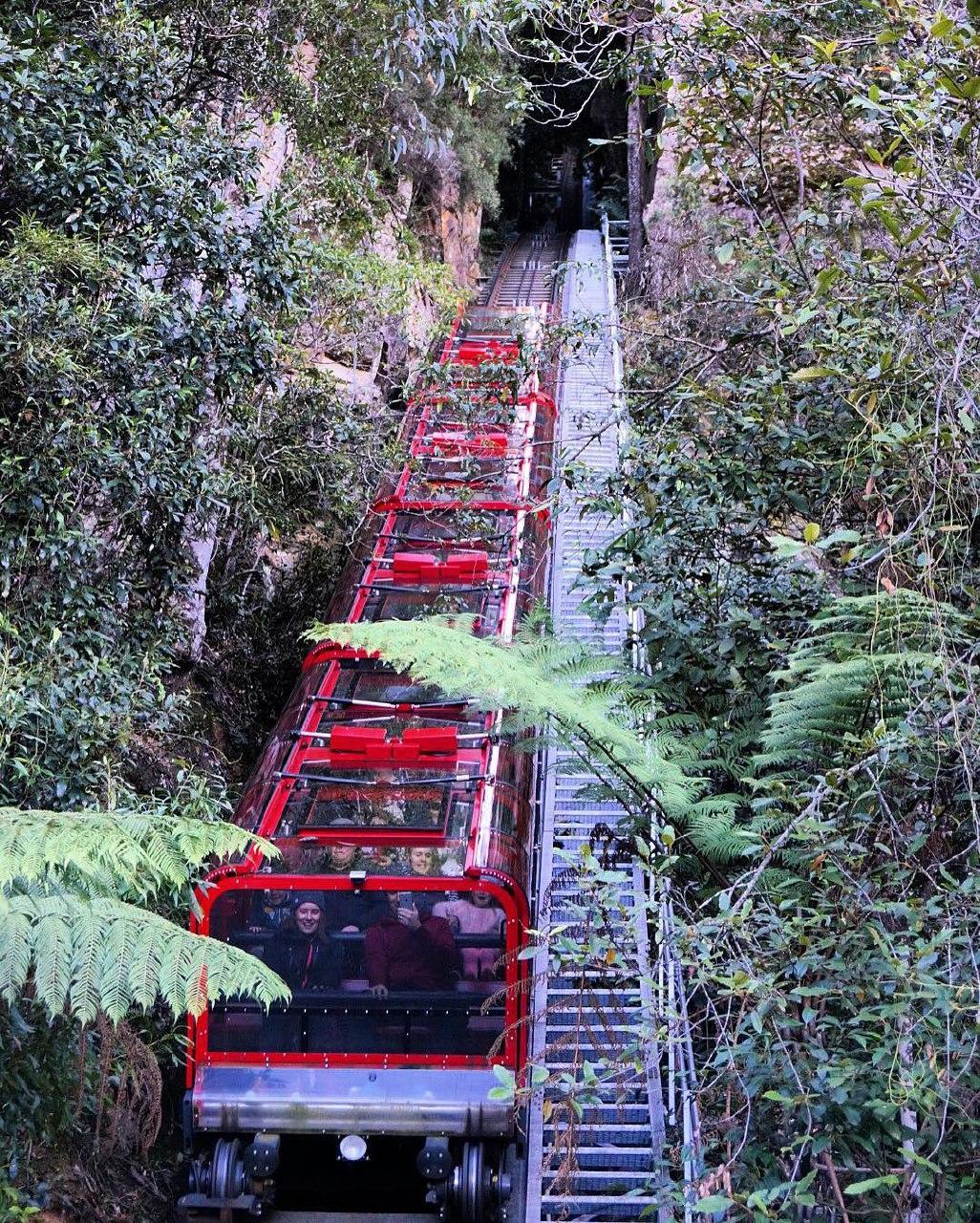 sydney scenic railway incline