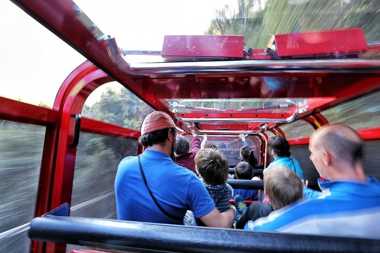 sydney scenic railway cliffhanger